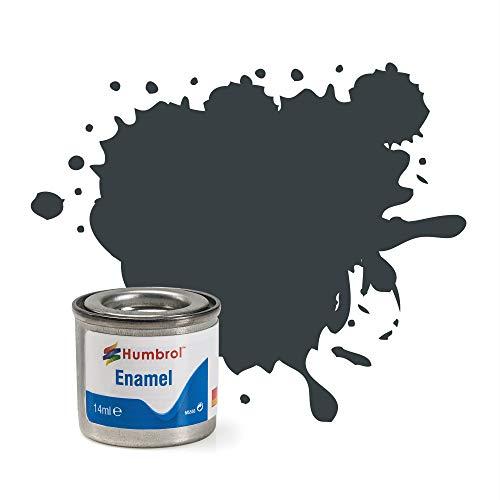 Humbrol 14 ML N ° 1 Tinlet Peinture é Mail 66 (Olive Mat)