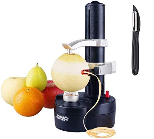 Vicloon Kartoffelschäler, Elektrischer Apfelschäler Gemüseschäler für Obst &...
