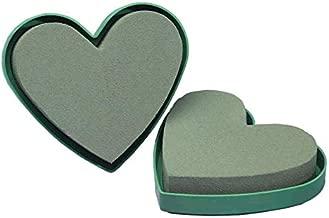 Oasis Floral Foam Mini Solid Heart 5
