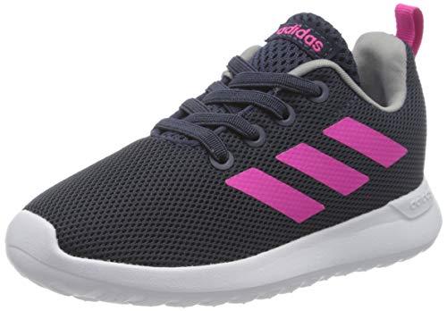 Adidas Lite Racer CLN, Unisex-Kinder Hallenschuhe, Blau (Azul 000), 28 EU