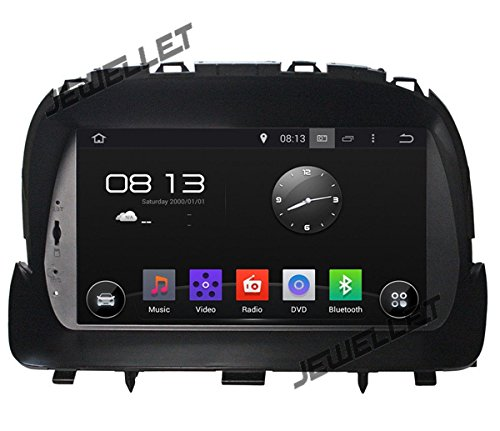 Acht Core 1024 * 600 HD Screen Android 6.0 Auto DVD GPS Navigation für OPEL MOKKA BUICK ENCORE 2013–2016 mit 3 G/WIFI, OBD 1080P