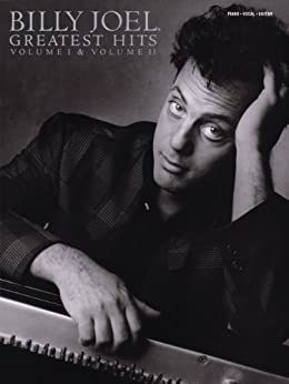 Billy Joel - Greatest Hits, Volumes 1 and 2 Songbook by [Billy Joel]