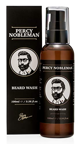 Percy Nobleman Shampoo da barba 100 ML