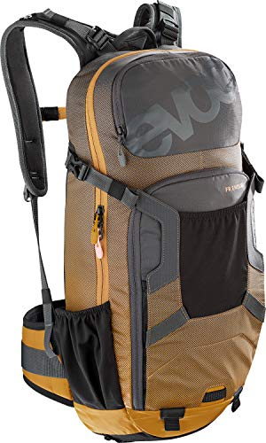 evoc FR Enduro Protektor Rucksack, Carbon Grey/Loam, M/L