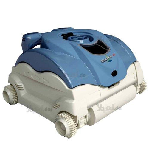 Robot piscina Hayward Shark Vac/Shark Vac XL/Tiger Shark/Tiger Shark con Caddy con suelo o suelo/pared programa