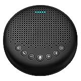 Doifck Micrófono USB para Conferencia, Micrófono Plug & Play, Reconocimiento de Voz de 360 Grados Microfono, para Videoconferencia, Clase en Línea, Skype