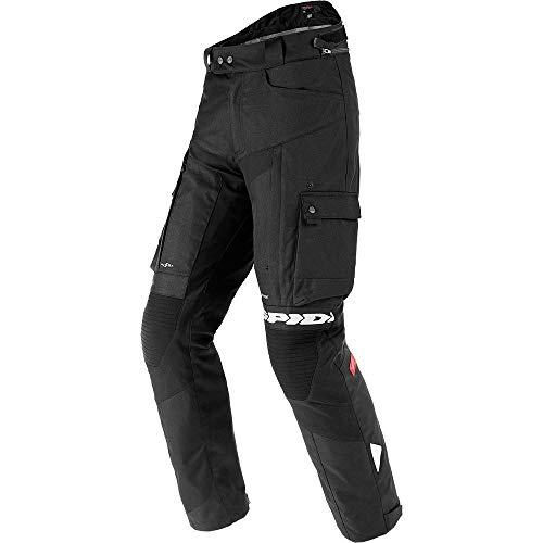 Spidi H2Out Allroad Motorrad Textilhose Schwarz L