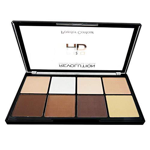 MAKEUP REVOLUTION Ultra Pro HD Powder Contour Palette Fair, 20 g