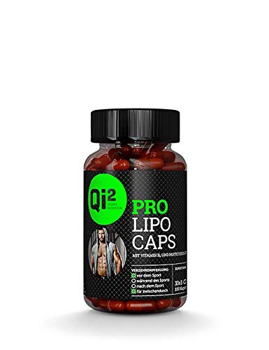 Qi² PRO Lipo-Caps 100 Kapseln 75g