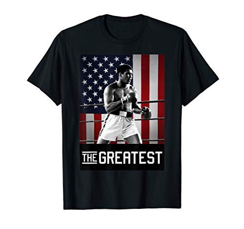 Muhammad Ali American Legend T-shirt