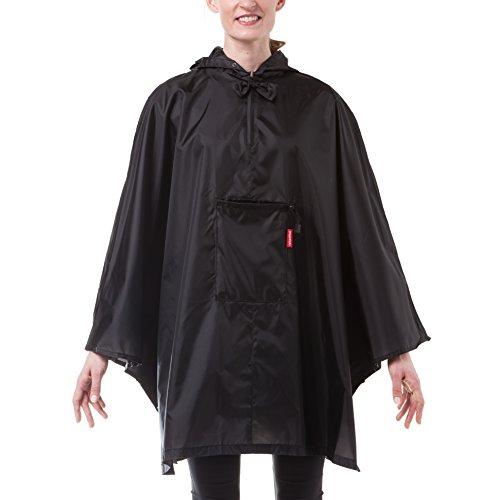 reisenthel mini maxi poncho 141 x 93 x 0 cm black