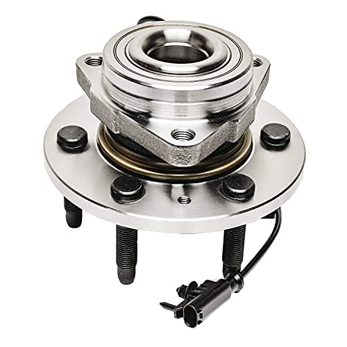 Detroit Axle - 4WD Front Wheel Bearing and...