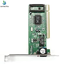 Computer Cables Yoton 2018 High Speed 10/100 Mbps NIC RJ45 RTL8139D LAN Network PCI Card Adapter for PC Laptop Computer Yoton Sale Gadget - (CN, Cable Length Green)