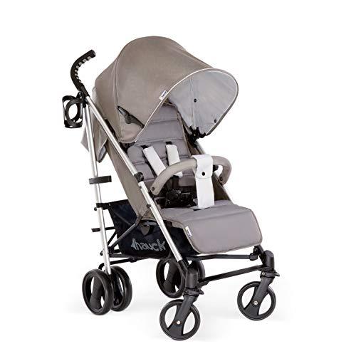 Hauck Vegas - silla de paseo con posiciones, plegado compacto, ligera, chasis...