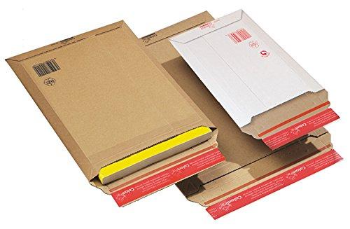 ColomPac® Versandtaschen Außenmaße 22,9 x 31,0 cm (BxH) geeignet fur A4