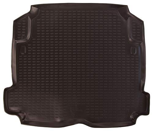 SIXTOL Auto Kofferraumschutz für den Volvo S60 2001-2010 - Maßgeschneiderte antirutsch Kofferraumwanne für den sicheren Transport von Einkauf, Gepäck und Haustier
