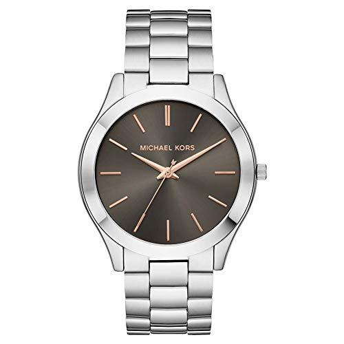 Michael Kors MK8624 Slank runway-horloge voor heren