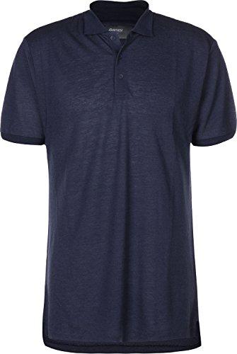 Bergans Valmue Pique Shirt Men - Poloshirt mit Wolle