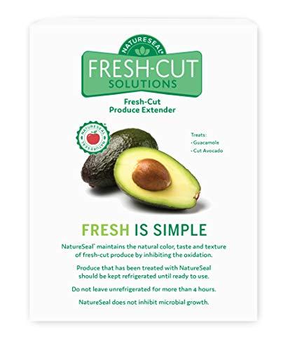 NatureSeal For Guacamole & Avocado