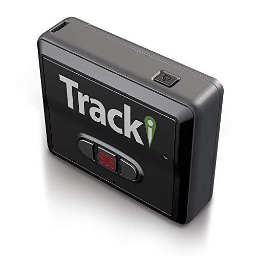 Tracki 3G Real-Time Worldwide GPS Tracker