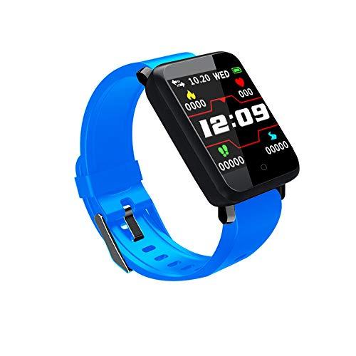 Baodanya Fitness Smartwatch, Smart Watch Sport Fitness Aktivität Herzfrequenz Tracker Blutdruck Uhr IP67 Fitness Armband, Armbanduhr Uhren Uhr Smart Watch Fitness Uhr für Herren Damen