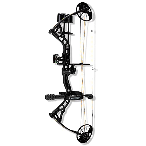 Diamond Archery Infinite 305 Compound Bow - Black - 70 lbs, Right Hand