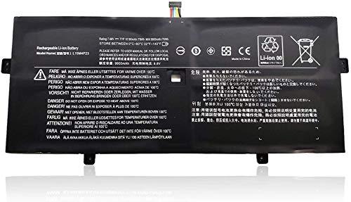 ASKC L15M4P23 Laptop Akku für Lenovo Yoga 910 Glass 910-13IKB 910-13IKB-80VF00BVHH Yoga 5 Pro 512G Series L15M4P21 L15C4P22 L15C4P21 5B10L46105 5B10L22508 78Wh 10160mAh