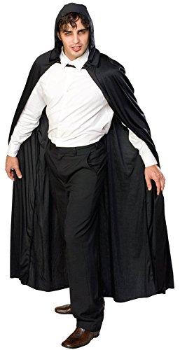 Capa con capucha de juego de rol disfraz de capa de cuerpo entero unisex para fiesta de Halloween