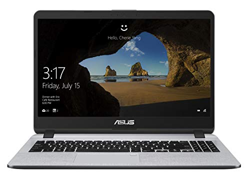 ASUS Laptop X507MA-BR145T, Notebook con Monitor 15,6' HD Anti-Glare, Intel Celeron N4000, RAM 4GB DDR4, 256GB SSD SATA, Windows 10 Home, Grigio scuro