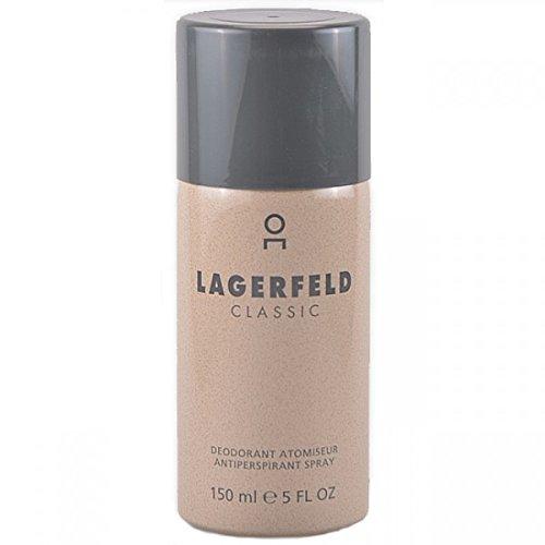 Karl Lagerfeld homme/men, Deodorant, Vaporisateur/Spray, 150 ml
