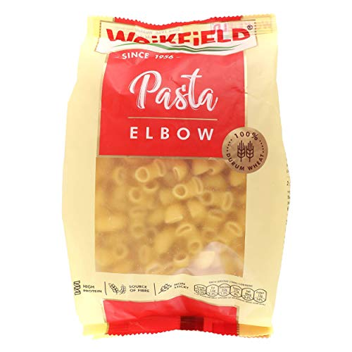 Weikfield Drum Wheat Elbow Pasta, 400g