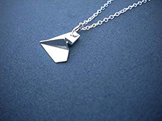 One Direction Harry Styles Paper Plane Pendant Necklace