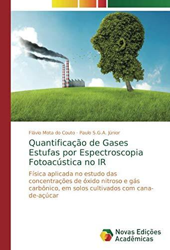 Quantificação de Gases Estufas por Espectroscopia Fotoacústica no IR: Física aplicada no...