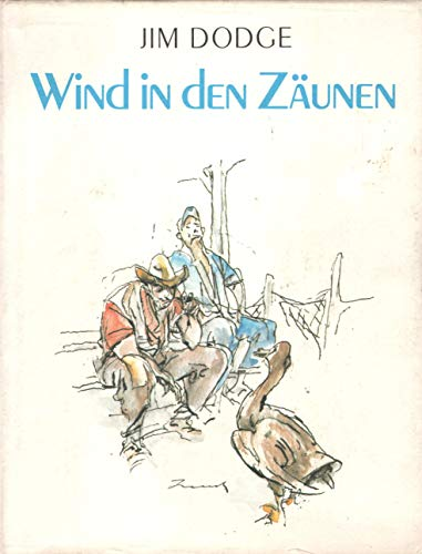 Wind in den Zäunen.