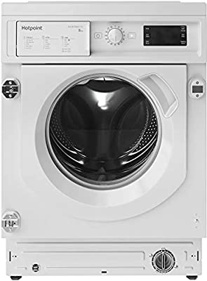 Hotpoint BIWMHG81484 8kg 1400rpm Integrated Washing Machine - White