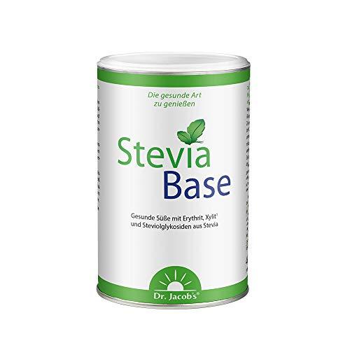 Stevia base dolcificante naturale gusto neutro - Gr 400