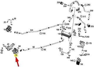 Pierburg 7.00684.14.0 v/Ã/¡lvula de sistema de recirculaci/Ã/³n de los gases de escape