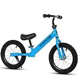 YSCYLY First Bike,Balance Scooter 2-6 años 14 Pulgadas,Sin Pedal De Bicicletas Deportivas De Equilibrio