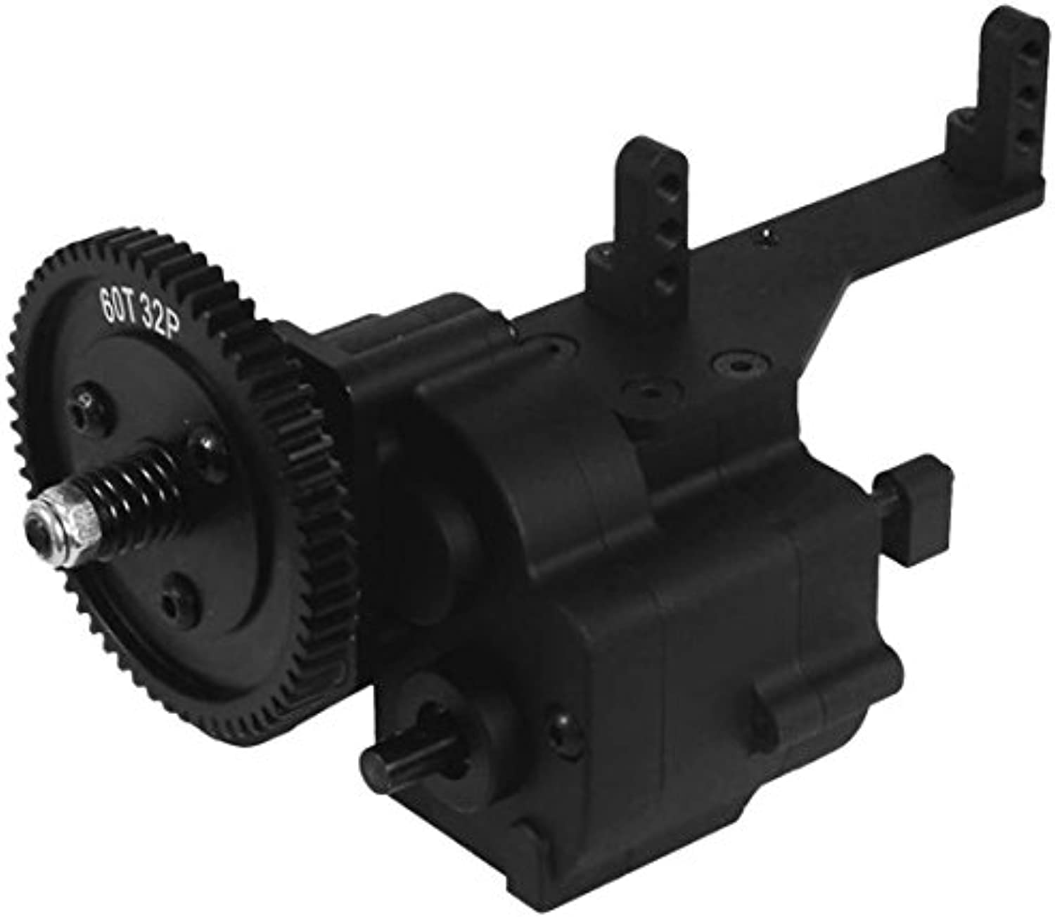 RC 4WD RWDZU0006 AX2 2 Speed Transmission for Axial Wraith, SCX10 and Honcho