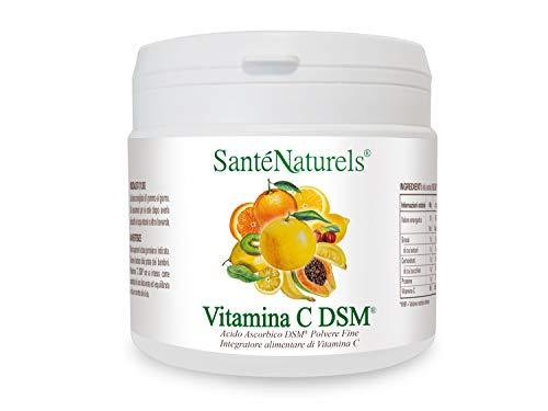 Vitamina C DSM® 500 Grammi Polvere finissima …