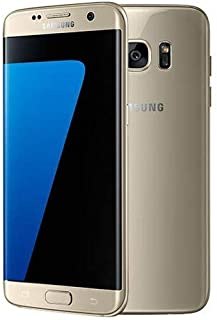 Samsung Galaxy S7 32GB Gold - Locked to Verizon Wireless (Renewed)