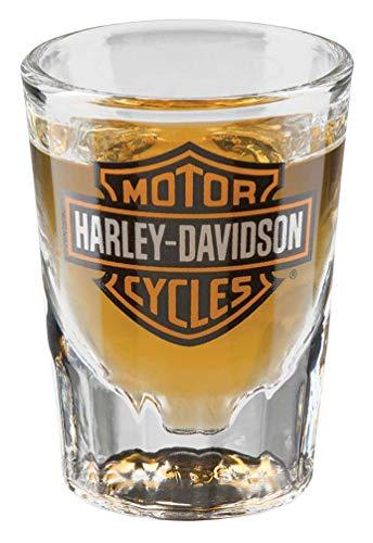 Best harley davidson shot glasses