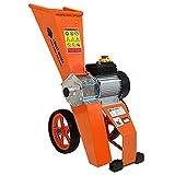 Forest Master FM6DD-MUL Petrol Wood Chipper Mulcher Shredder