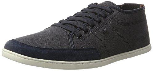 Boxfresh Herren Sparko SH WSD CNVS/SDE NVY Sneaker, Blau (Blau), 44 EU