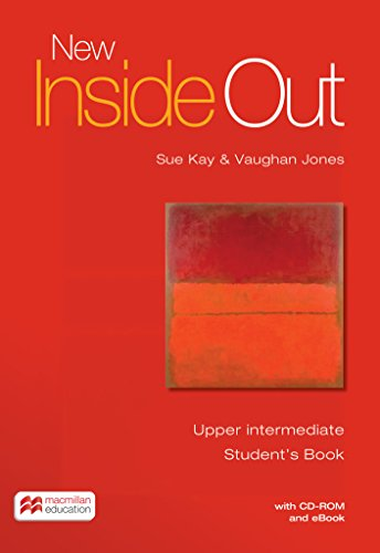 New Inside Out: Upper Intermediate / Student's Book with ebook and CD-ROM