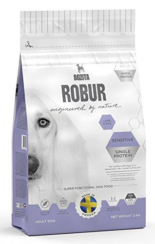 Bozita Hundefutter Sensitive Single Protein Lamb, 1er Pack (1 x 3 kg)