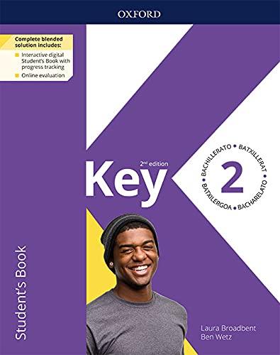 Key to Bachillerato 2. Student's Book. 2 Edition (Key to Bachillerato 2ed)