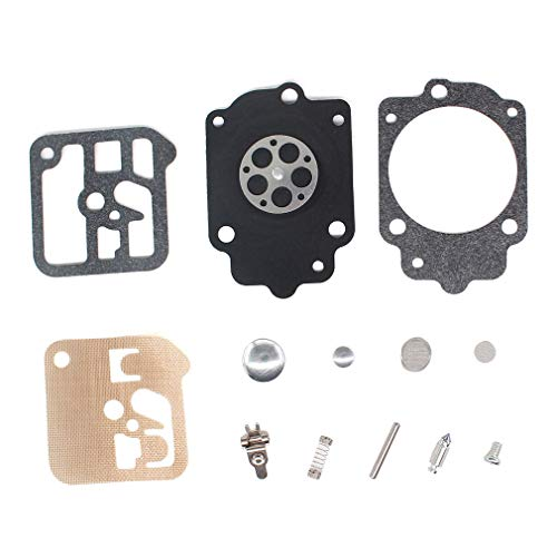 AISEN Carburetor Repair Rebuild Kit for Sachs Dolmar Chain Saw HK21 Tillotson Carb Kit RK32HK 112 113 114 Stihl 034AV 034EC 038