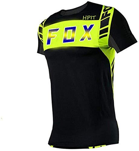 Camiseta MTV Barata Bicycle Jersey Long Sleeve Cycling Enduro MTB Shirt Downhill T-Shirt Motocross MX Mountain Bike Clothing Fox MTB XL