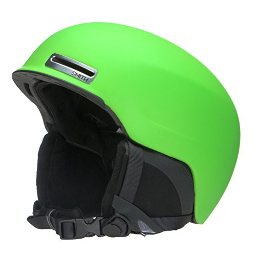 Smith Maze Snow Helmet - Matte Reactor Green   Large